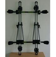 Fahrraddachträger für 2 Fahrräder
