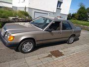 Mercedes 200 D W124 zu