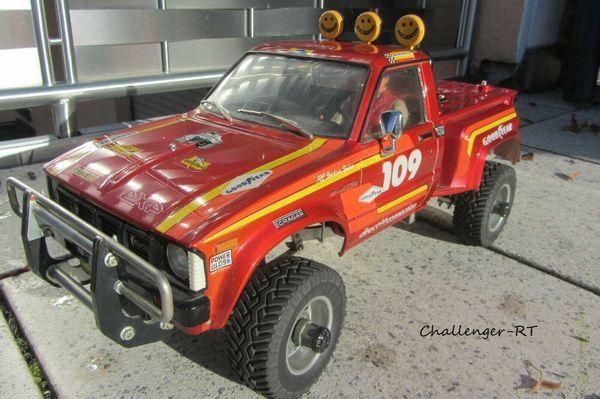 Tamiya Toyota Hilux 58028 Pick