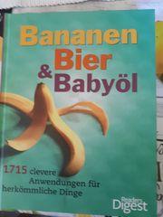 Bananen Bier Babyöl 1715 clevere
