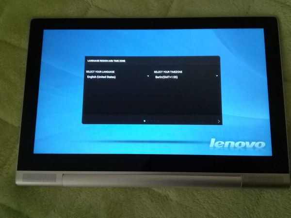 Lenovo -Yoga Tab 2 Pro