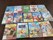 Kinder DVD Sammlung