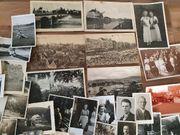 Foto Postkarten Konvolut Wehrmacht Nachkriegszeit