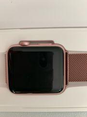 Apple Watch 1 Rosegold mit