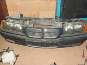 Komplette BMW e36 Compact-Front siehe