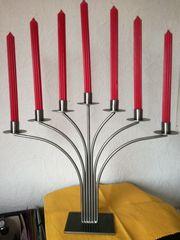 Beleuchtung Kerzenständer 7 -armig aus
