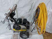 Wagner airless HC940 mit 230V