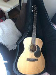 Gitarre Blueridge-43 mit Zubehör kaum