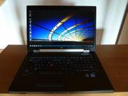 HP Elitebook 8770 w Mobil
