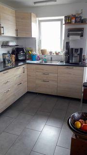IKEA Küche L-Form m E-Geräten