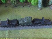 Märklin 4617 Tiefladewagen mit Ladung
