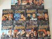 James Bond - 11 x DVD
