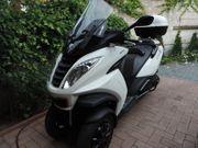 Rollerfahrer ab 125 ccm im MKK