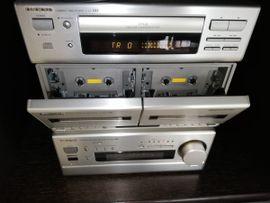 Stereoanlagen, Türme - ONKYO Compakt Stereo Anlage