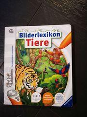 Tiotoi-Buch Bilderlexikon Tiere