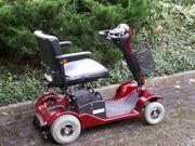 Saphire Elektromobil inklusive Ladegerät