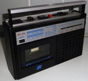 2 Band Cassettenradio - Bastlerradio