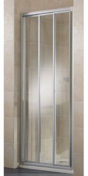 Duschtüre HSK 3-teilig Echtglas 800
