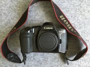 Spiegelreflexkameras Objektive Canon Analog