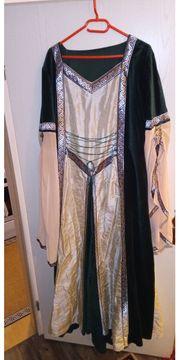 Mittelalter - Kleid Hochzeitskleid