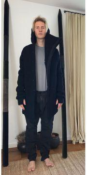 Wintermantel 100 Wolle