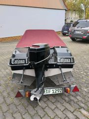 Sportmotorboot mit Trailer inkl Yamaha