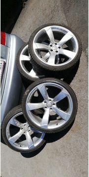 Audi rotor felgen winterreifen 20zoll