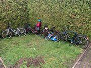 Fahrräder Herren Damen Kinder alles