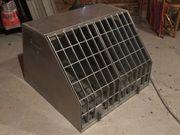Hundebox-Doppelbox
