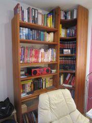 Regal Bücherregal Kiefer massiv