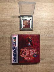 The Legend of Zelda - Oracle