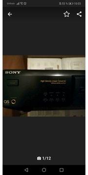 Sony wechsler Sony verstärker