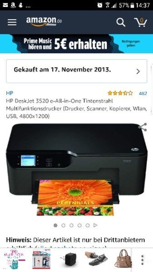 drucker scanner kopierer hp