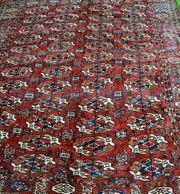Buchara Tekke Hauptteppich antik Carpet