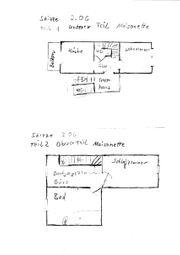 3 Zimmer Masionette Wohnung in