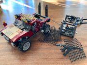 Lego Monsterhunter Auto mit kleinem
