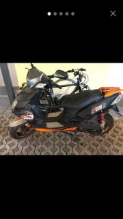 Moped Roller Super Zustand