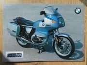 Plakat BMW Classic Serie 500