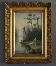 Landschaft Öl auf Leinwand Federico