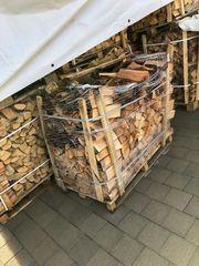 Verkaufe Brennholz Buche auf 1
