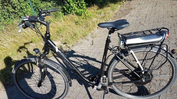 28 Zoll e-bike Diamant Ubari