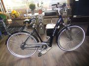 28 er alu damen cizy-bike