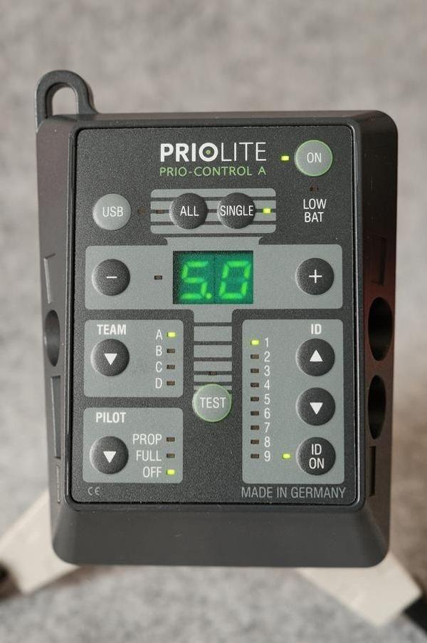 PRIOLITE Funkfernbedienung für Nikon Funksender