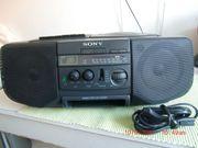 Stereo Radiorecorder Sony