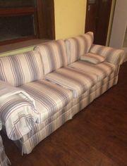 Couch Amerikanisch Mit Sessel Und
