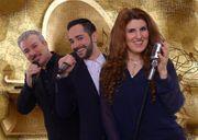 Italienische Duo Trio Band Musiker