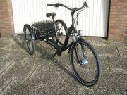 E Bike Dreirad 36V