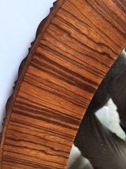 Design 60er Spiegel Holz Palisander