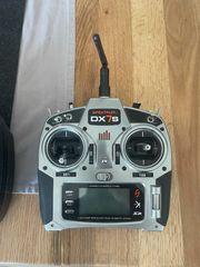 Spektrum DX7S mit Senderpult