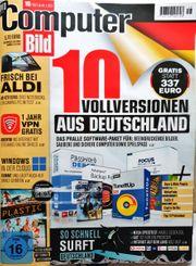 ComputerBild mit DVD 16 2021